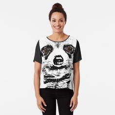 Promote   Redbubble bywhacky.redbubble.com Chiffon Tops, T Shirt, Women, Fashion, Supreme T Shirt, Moda, Tee Shirt, Fashion Styles, Fashion Illustrations