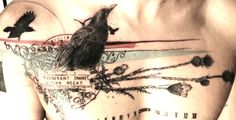 Xoil's tattoo