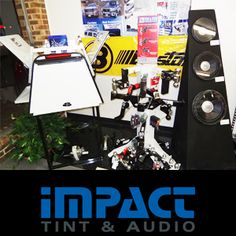 Impact has quickly grown into one of the largest truck accessory shops in East Texas. Nerf bars, tool boxes, bed covers, grill guards, bumpers, cold air intakes, train horns, leveling kits, seat covers, hitches--we carry it all. With hundreds of brands to choose from, if you don't see what you want in our showroom, just ask us; I'm sure we can get exactly what you are looking for.  http://impacttintandaudio.com/truckaccessories.php  903.534.5500 http://impacttintandaudio.com  #impact