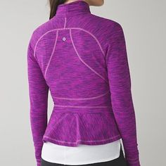598bac91 NWT Lululemon Hustle in Your Bustle Jacket 10 Rare color that is no longer  sold,