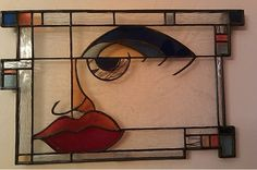 female stained glass - Google Search