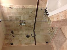 Shower remodel final