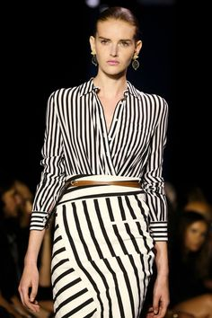 Best of NYFW 2015 - Part 2: Black and White