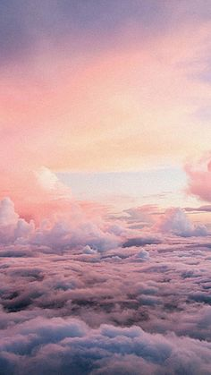 Above the sunset clouds VSCO wallpaper - Iphone Wallpaper Landscape, Night Sky Wallpaper, Cloud Wallpaper, Iphone Wallpaper Tumblr Aesthetic, Sunset Wallpaper, Iphone Background Wallpaper, Scenery Wallpaper, Aesthetic Pastel Wallpaper, Tumblr Wallpaper