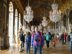 Sala Oglinzilor Versailles iunie 2013