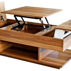 Images Of Coffee Tables With Storage