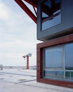 Port Control Tower /  Maria Giuseppina Grasso Cannizzo