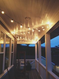 Porch Decor & Entertaining
