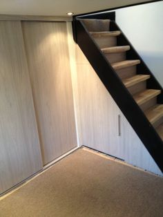 Bespoke bedroom storage under stairs Under Stairs, Bedroom Storage, Bedroom Furniture, Bespoke, Home Decor, Bed Furniture, Taylormade, Decoration Home, Room Decor
