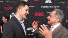"Anthony Laciura talks about playing Eddie Kessler on HBO's ""Boardwalk Empire""."