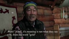 Shamans from Altai – speak about spiritual technology and world