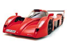 Toyota gt1 road car
