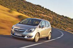 TURBO PORTAL - Predstavljamo: Nova Opel Meriva (2014.)