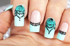 Number One Question You Must Ask For Diseo De Uas Faciles Paso A Paso 25 - sitihome Love Nails, Pretty Nails, Manicure And Pedicure, Gel Nails, Modern Nails, Toe Nail Designs, Best Acrylic Nails, Nail Decorations, Beauty Nails