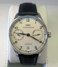 IWC Portuguese Automatic LNIB 5001-07 IW500107 SS