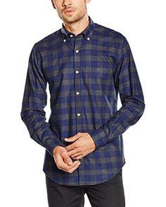 Pedro del Hierro Hemd (blau)