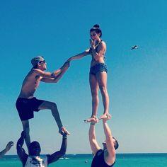 cutest proposal <3 #cheer #coed #cheerleading #stunt #sport