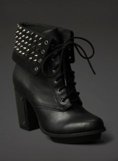 Spiked Metal Heel Bootie | UP TO 40% OFF ENTIRE PURCHASE