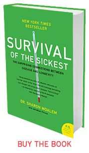 Survival of the Sickest-how do genetic diseases help you live longer.  Looks interesting.