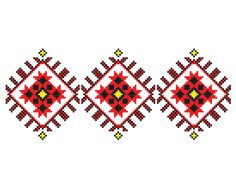 Romanian Folk and Patterns Folk Embroidery, Embroidery Patterns Free, Needlepoint Patterns, Stitch Patterns, Creative Embroidery, Palestinian Embroidery, Cross Stitch Borders, Embroidery Techniques, Pattern Wallpaper
