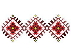 Romanian Folk Art pattern - Ciprian Vrabie