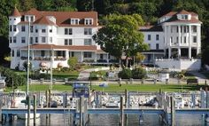 Groupon Stay With 40 Dining Credit At Island House Hotel In Mackinac