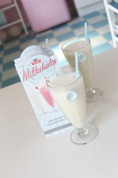 Passion 4 baking » Vanilla & Banana Milkshake