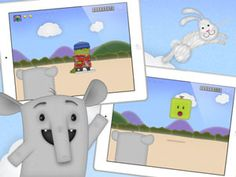 This is a GREAT app for toddlers.  Not only is it cute and fun, it automatically adjusts the level of difficulty depending on how your child is doing.  Also?  Absolutely no reading required!  Download: http://bit.ly/slV3Ee