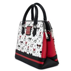 Funko Pop! by Loungefly Disney Sensational 6 Crossbody Bag – Loungefly.com Mickey Mouse, Disney Pop, Lining Fabric, Disney Inspired, Fashion Prints, Leather Crossbody Bag, 5 D, Purses And Bags, Shoulder Strap