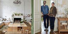Idées récup: une maison créative avec des caisses en bois