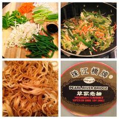 Homemade Veg Zone: Vegetable stir fry Noodles