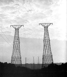 Coloso An Electrical Tower Made To Look Like A Giant Robot By - Architects turn icelands electricity pylons into giant human statues