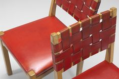 Six Chairs - Aino Aalto Alvar Aalto, Chairs, Design, Stool, Side Chairs, Chair, Stools, Wingback Chairs