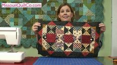 ♥♥♥ Trimming Your Quilt - Quilting Tips & Tricks ♥♥♥  By: Missouri Star Quilt Company