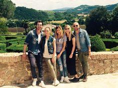 Castello di Solfagnano - Team al completo