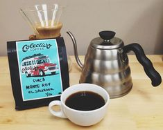 Colectivo Coffee's new name and look -- Incorporating their quirkiness is a great way to get people's attention