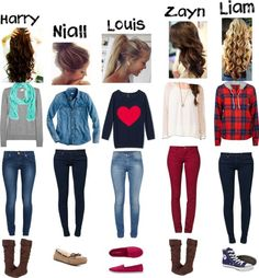 Dress like one direction