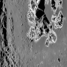 The Peaks and Hollows of Eminescu (NASA, Mercury MESSENGER, 12/05/11)