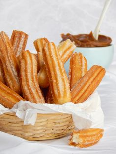 Delicious Churros Recipes Online is under construction