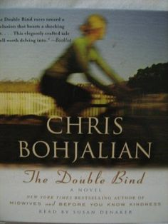 The Double Bind by Chris Bohjalian.  Set in my hometown, weaves reality with fiction...literally.