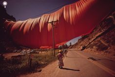 Christo/Jeanne-Claude streetview