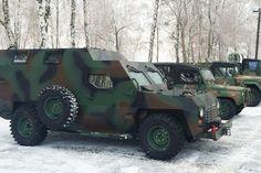 Стали известны некоторые технические данные новейшего бронеавтомобиля Черкасского автозавода, а также сведения о его белорусском конкуренте, названном также «Барс».