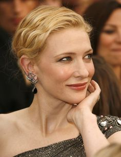 Cate Blanchett, Best Actress in a Leading Role Oscar nominee