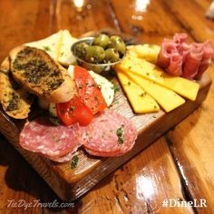 #DineLR Appetizer plate at Buenos Aires Grill & Bar. Get 15% off this week when you mention Little Rock Restaurant Month.  #BuenosAiresGrillandBar #appetizerplate #meatandcheese #argentinianfood  @littlerockcvb @littlerockarkansas @downtownlittlerock #arkansasfood