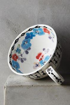 Isidre Mug - anthropologie.com