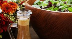 Control the ingredients in your salad! Making your own balsamic vinaigrette dressing is a cinch - especially with the help of a Blendtec blender.