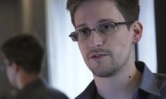 Two Norwegian politicians say NSA whistleblower's actions have led to a 'more stable and peaceful world order'