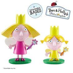 Imagem relacionada Ben E Holly, Little King, Princess Peach, Action Figures, Pikachu, Daisy, Toys, Cute, Birthday Ideas
