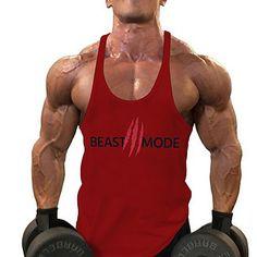 Workout Tank Tops, Workout Shirts, 3d T Shirts, Muscle Tank Tops, Muscle Fitness, Gym Fitness, Mens Clothing Styles, Mens Tees, Tank Man