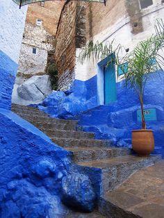 Marocco. Chauen, Xauen o Chefchauen